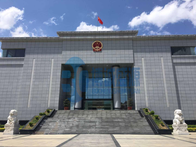 凉山布拖县人民检察院