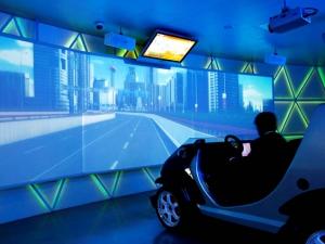 VR虚拟驾驶