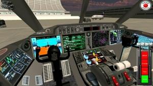 VR虚拟飞行