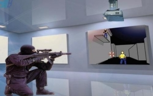 VR虚拟射击