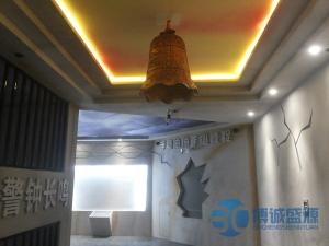 河南新乡电业局廉政文化展厅