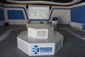 内蒙杭宁达莱工业园展厅
