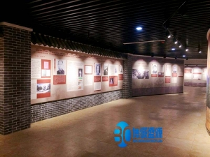 蠡县革命纪念馆互动多媒体展示