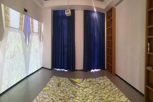 天津学府壹号售楼处多媒体互动儿童游戏展厅