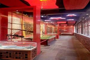 神泉峡风景区红色革命纪念馆