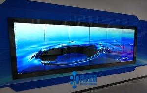 新疆机场集团馆史陈列馆多媒体展厅搭建