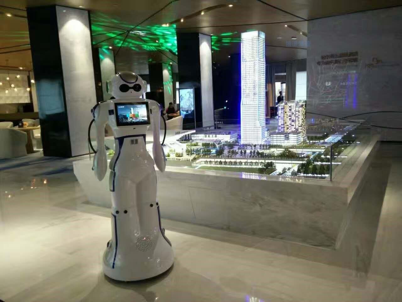 展厅讲解机器人