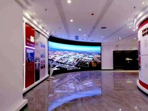 深圳数字展厅