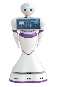 展厅智能讲解机器人