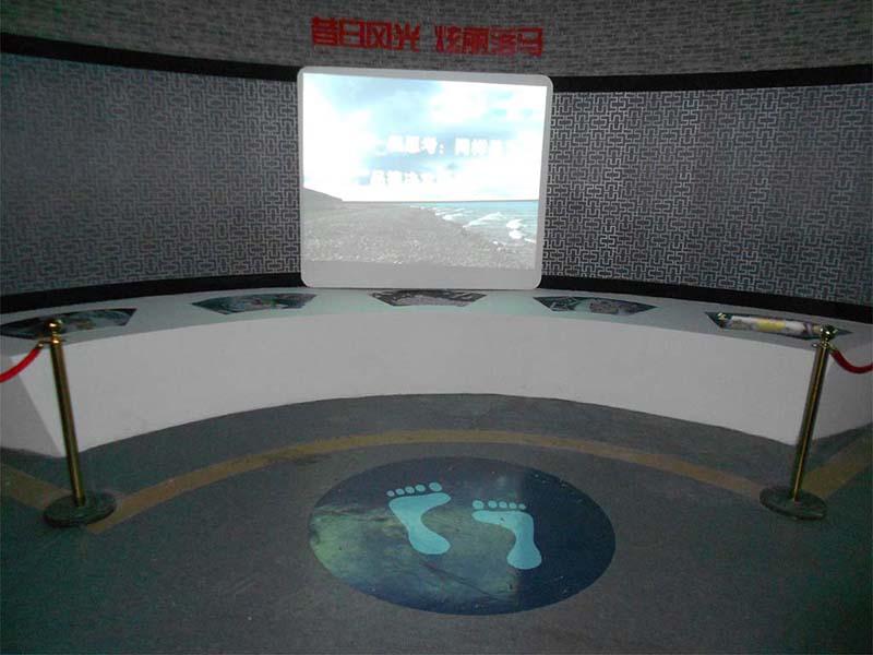 多媒体廉政展厅