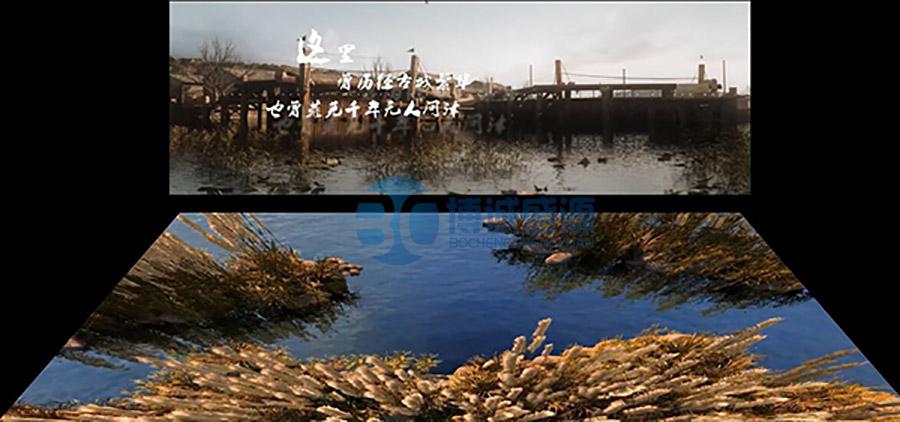 L型沉浸式影院