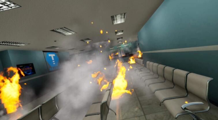 VR科普教育体验系统